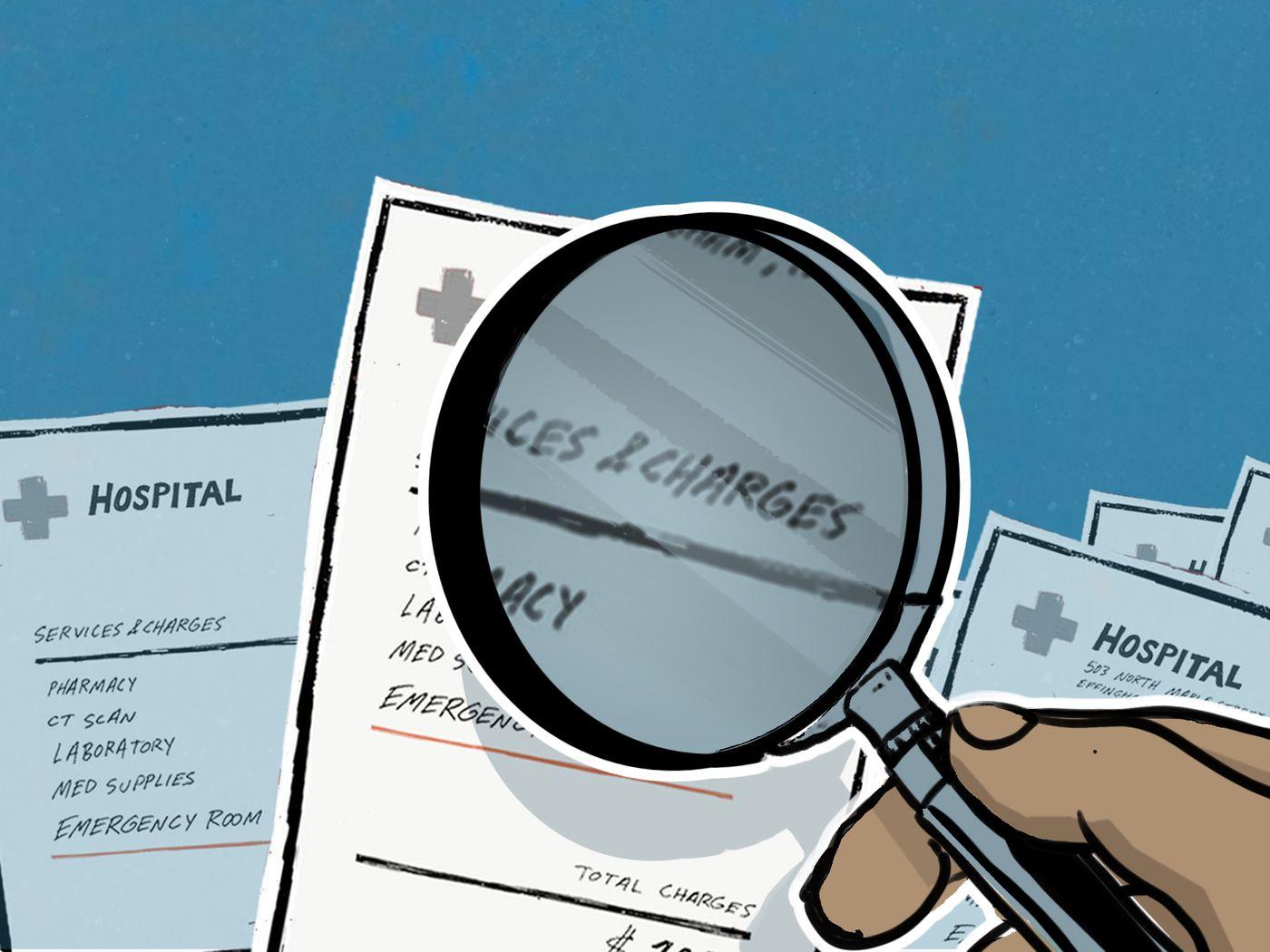 Emergency room bills: what I learned from reading 1,182 ER bills - Vox