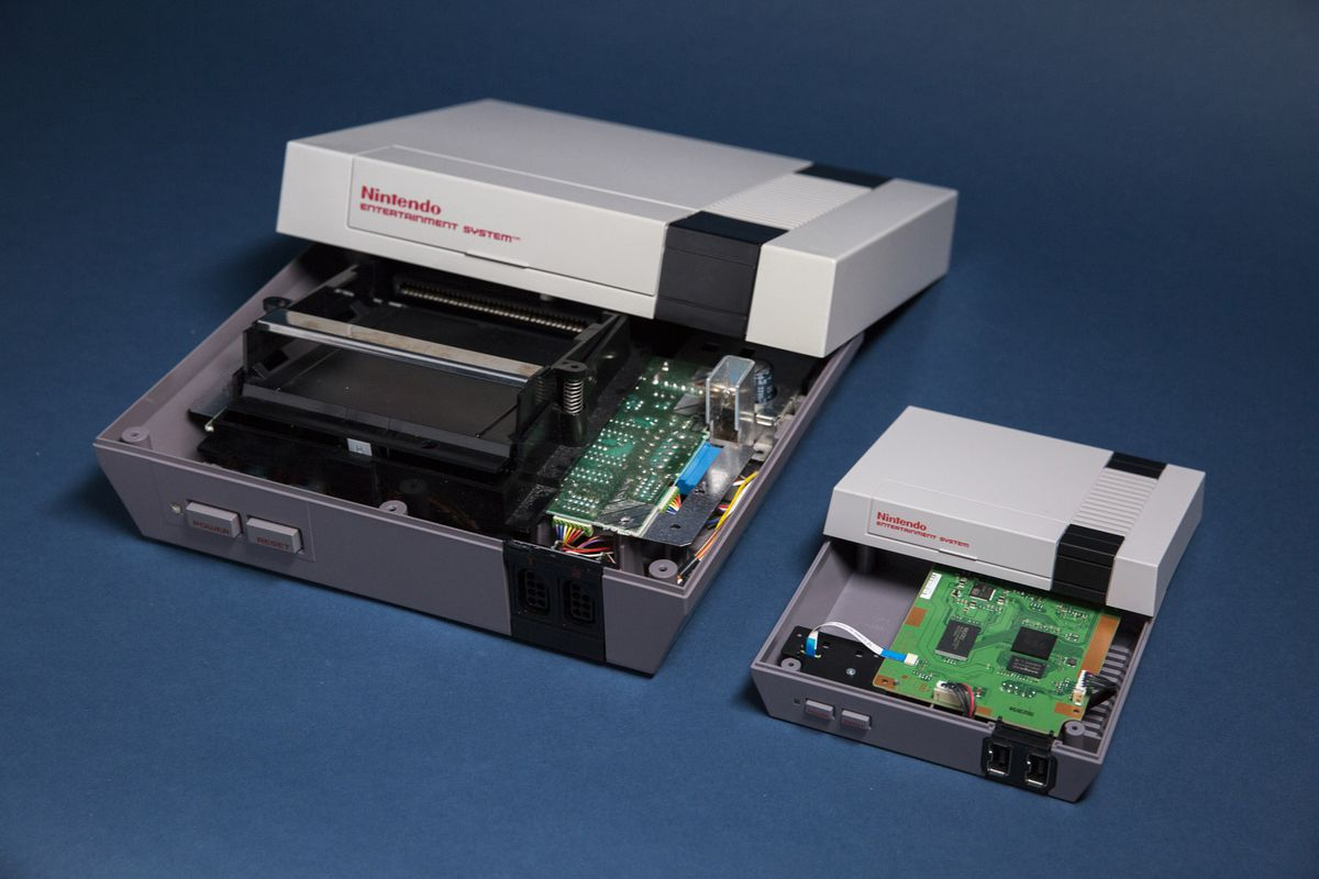 Why it doesn't matter that the NES Classic Edition was hacked - Polygon