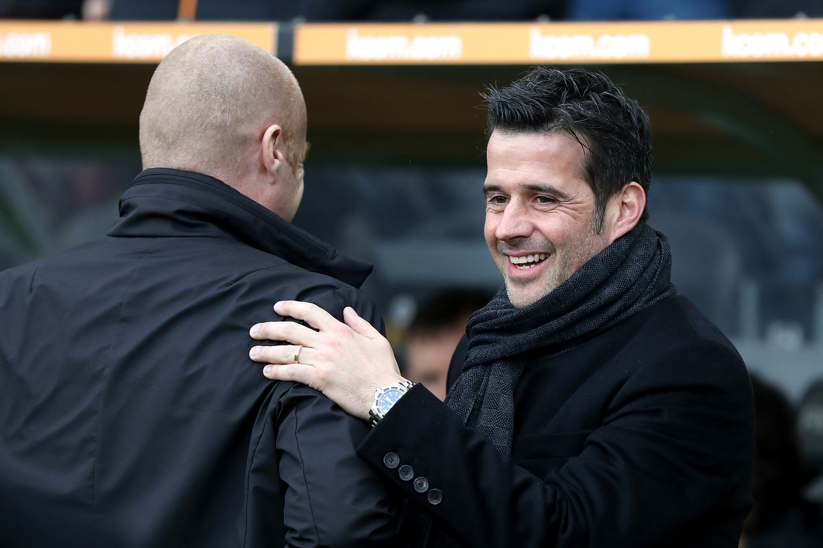 Watford manager Marco Silva denies interest in Everton job