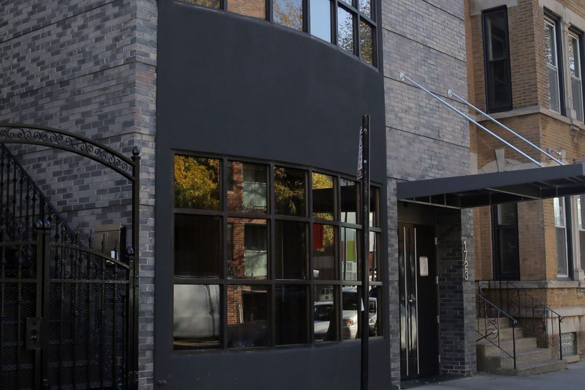 Alinea restaurant in Lincoln Park.