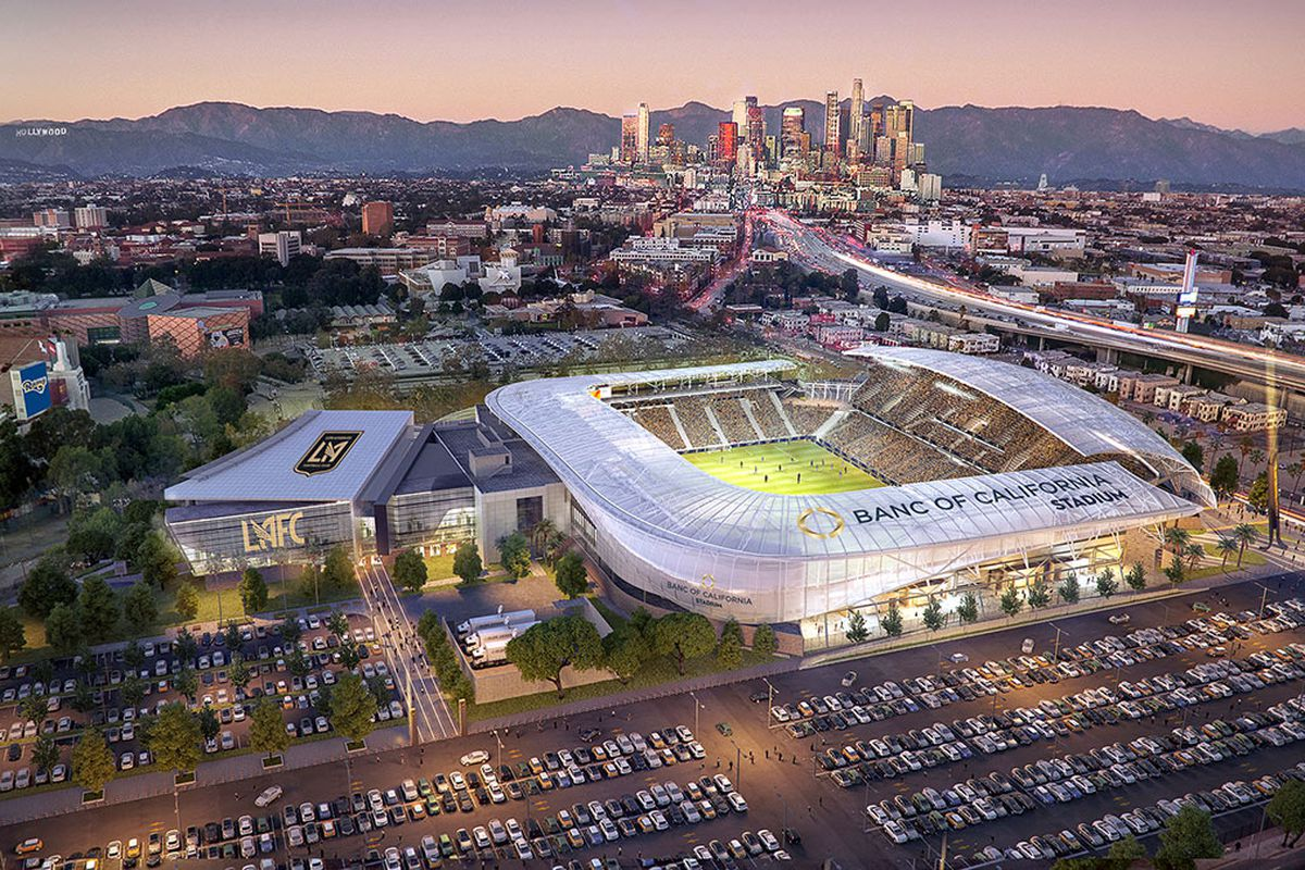 Is LAFC's stadium going to be an LA 20 Olympic soccer venue ...