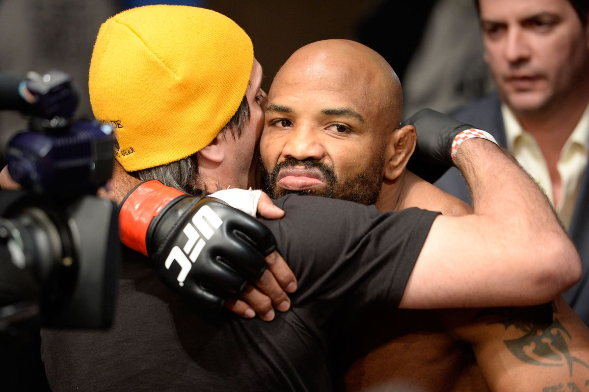 Yoel Romero makes his promotional debut as an underdog to Phil Davis in the Bellator 266 main event