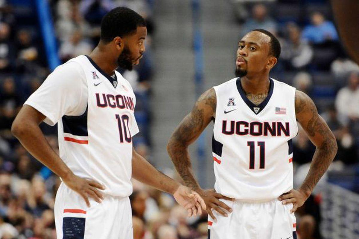 UConn Men s Basketball Roster Preview Sam Cassell Jr s old man