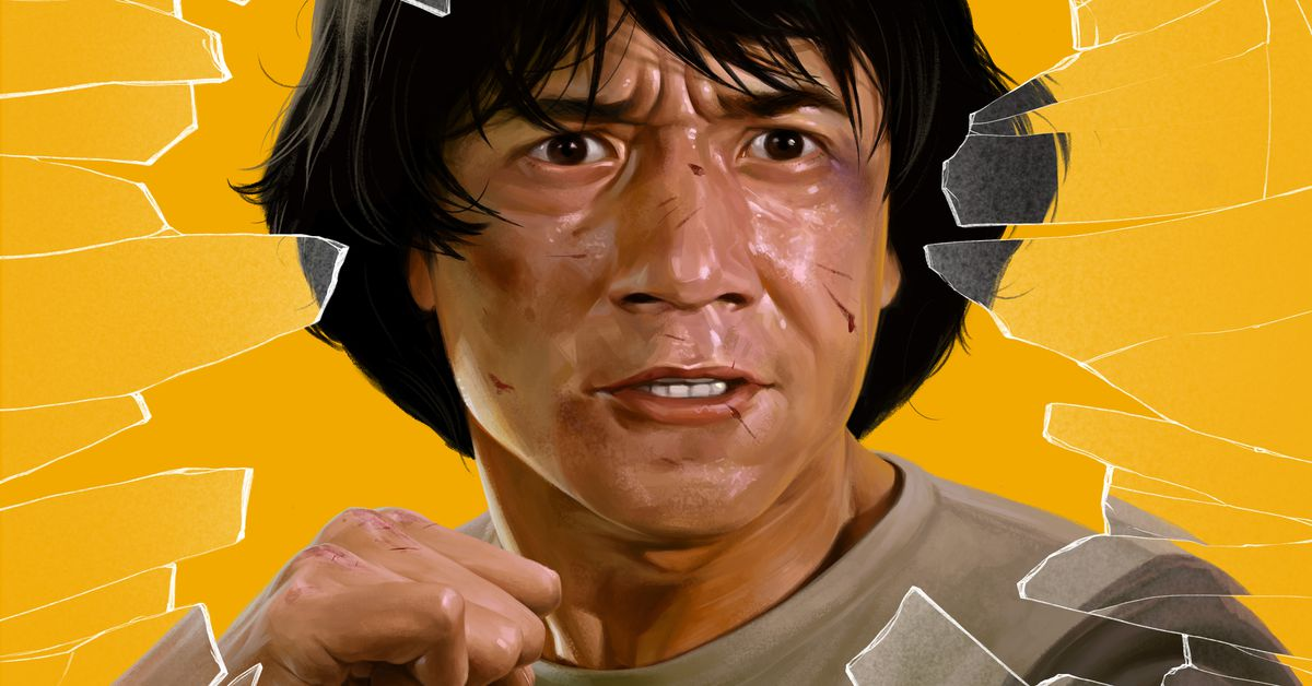 Jackie Chan's best m...