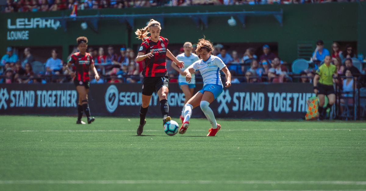 Soccer News: Are the Thorns the best template for a women's football