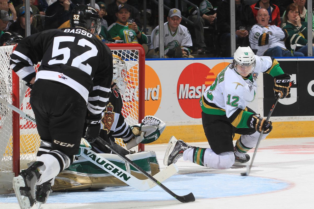 Val'Dor Foreurs v London Knights - Game One