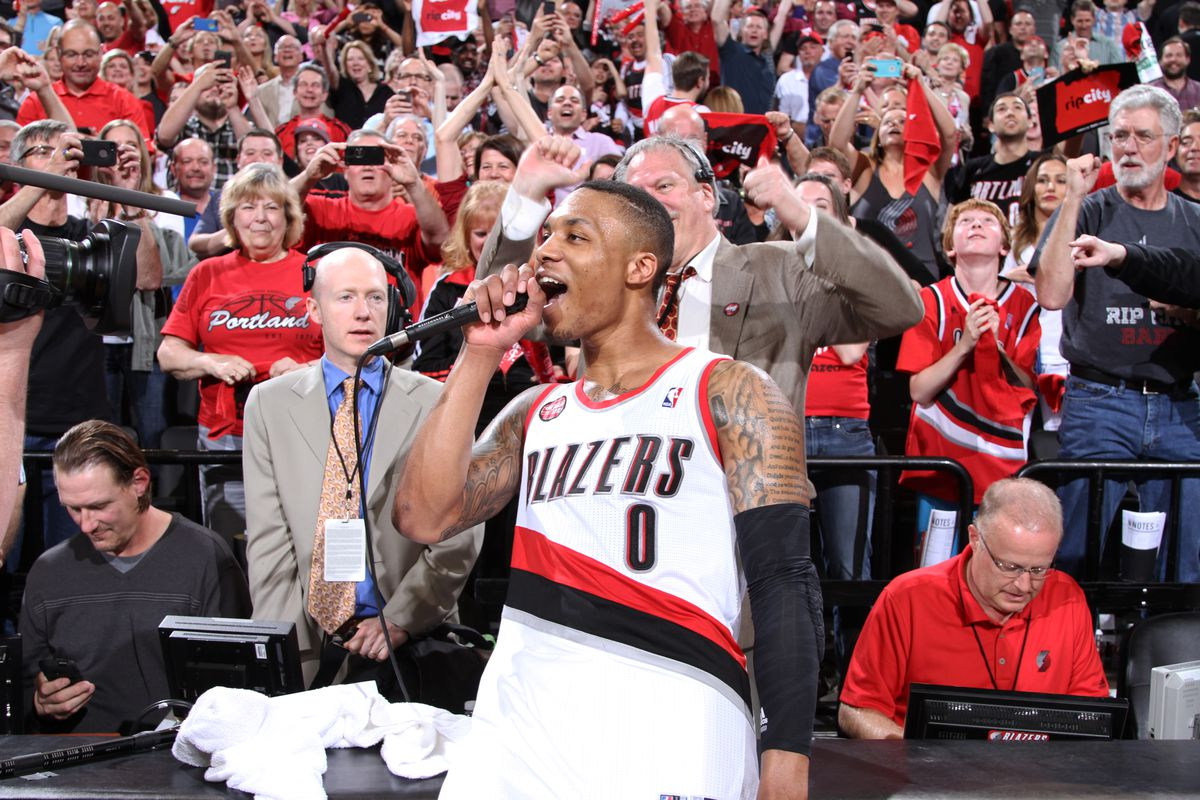 Another Look at .9 with Trail Blazers' Damian Lillard