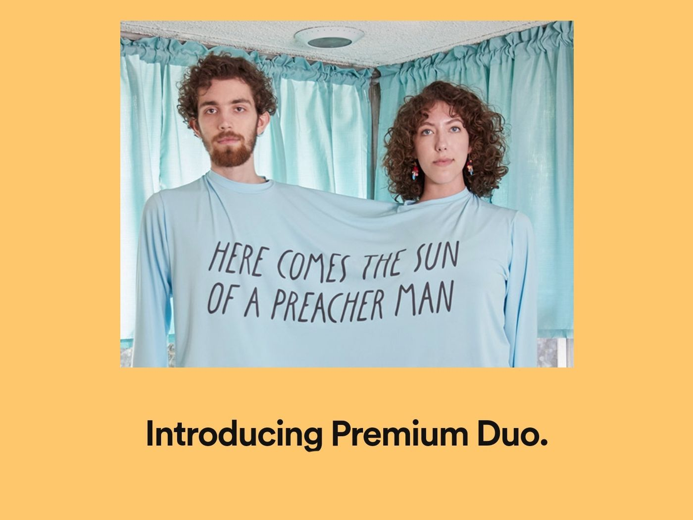 Spotify is testing Premium Duo, a discounted subscription for two