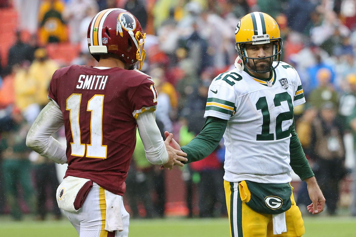 quality design 20636 f1239 Redskins Week 3 In Review: Offense - Hogs Haven