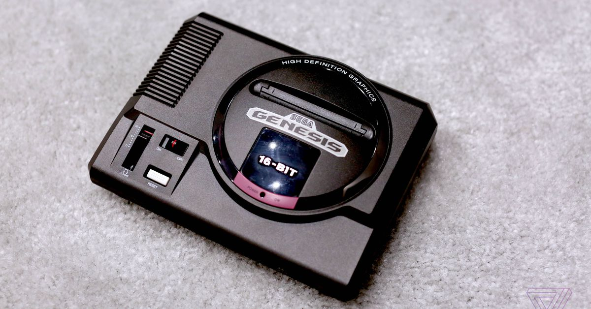 Sega does the retro console right with the fantastic Genesis Mini - Priced at $79.99 and arriving this September with more than 40 games