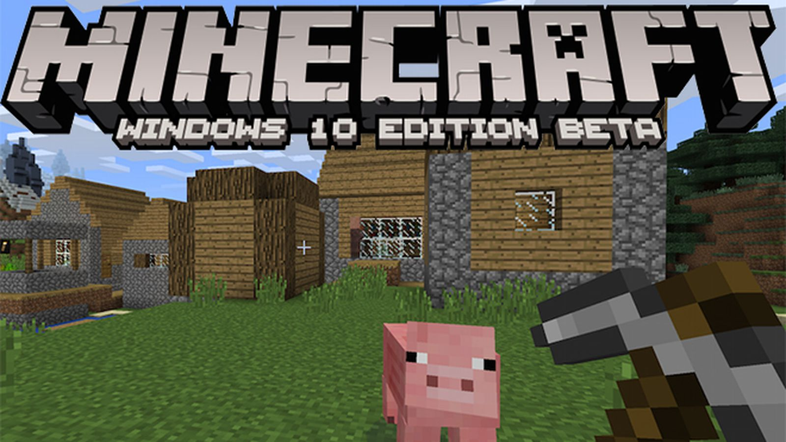 Minecraft for Windows 10 beta arrives on July 29th launch ...