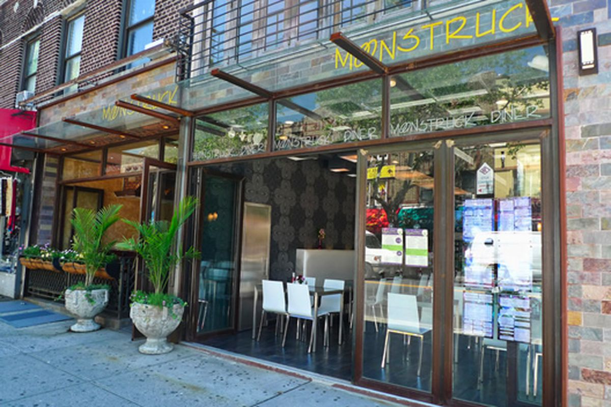 Moonstruck Diner, Astoria, NY