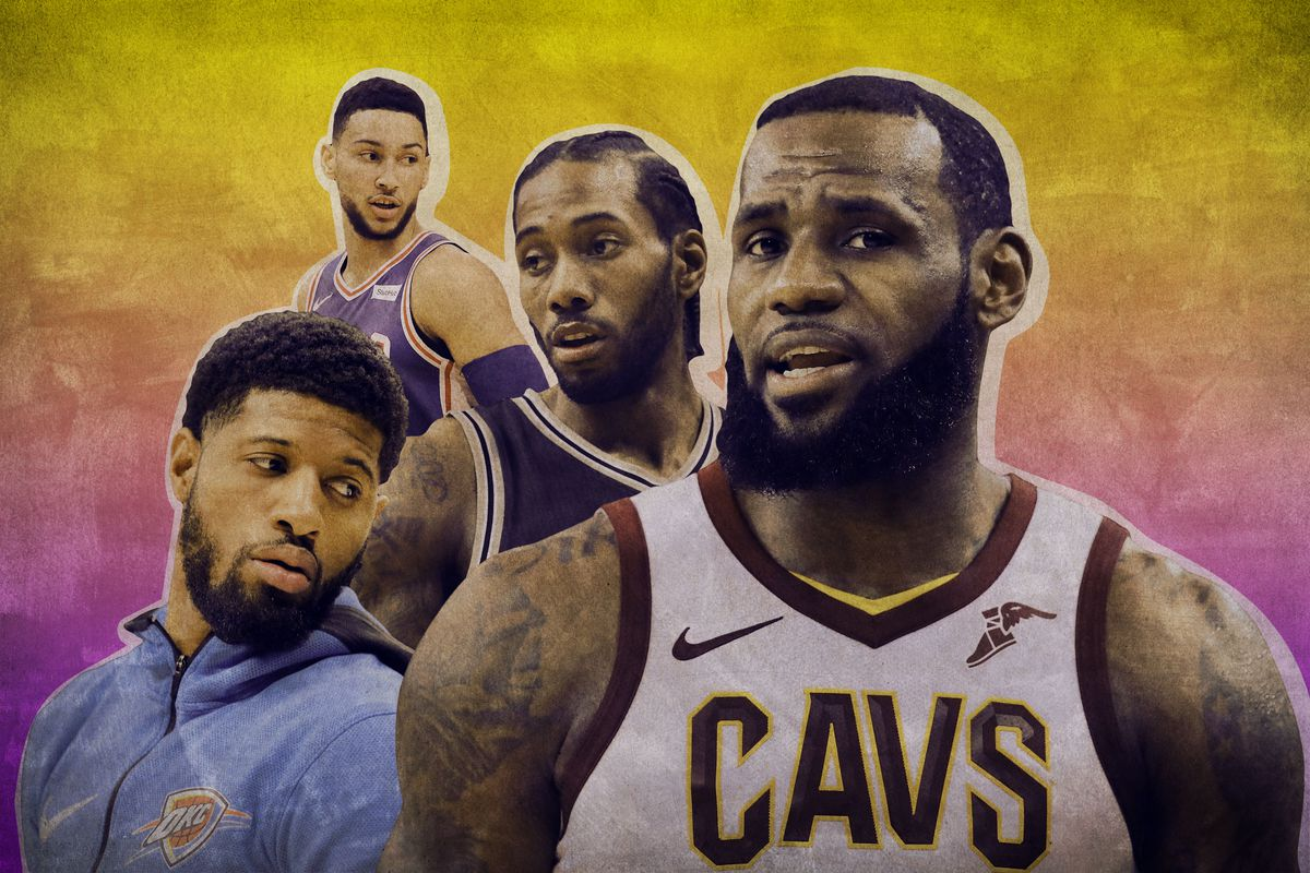 9ac788de480 The 10 Biggest Questions of the 2018 NBA Free-Agency Bonanza - The ...