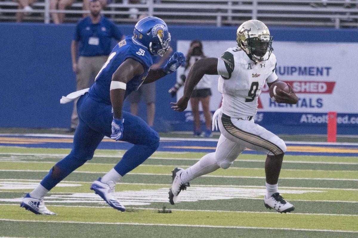 NCAA Football: South Florida at San Jose State