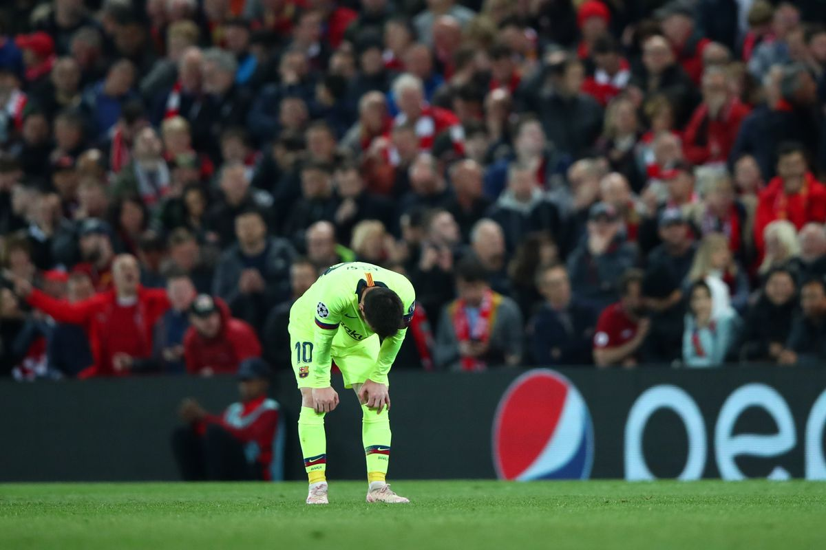 8 reasons Barcelona lost to Liverpool in THAT Champions League