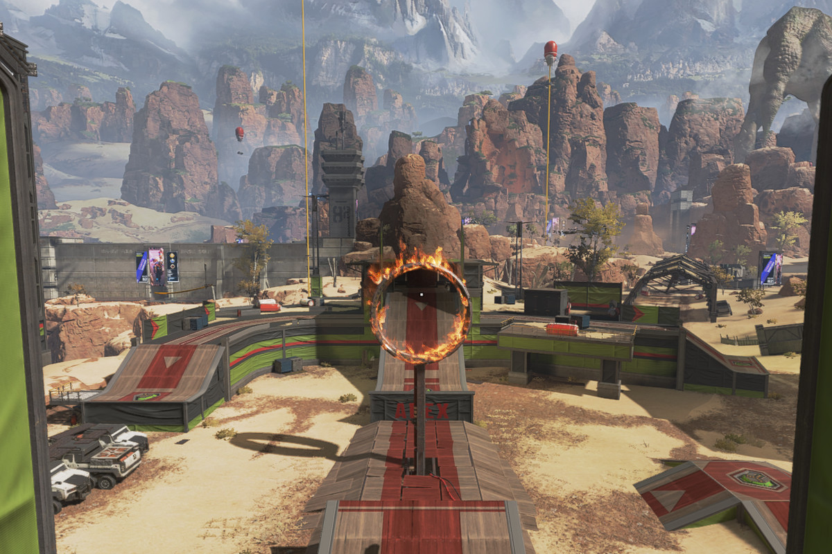 Apex Legends Octane's Gauntlet Ring of Fire guide - Polygon