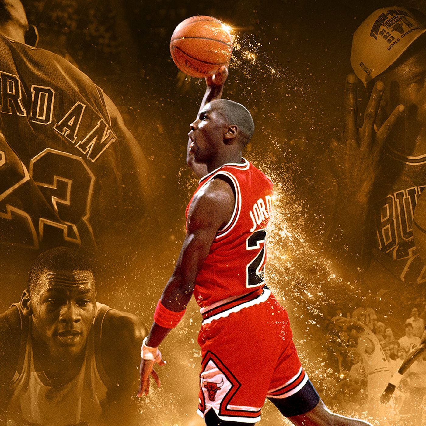 NBA 2K16 Special Edition brings back Michael Jordan on the cover - Polygon