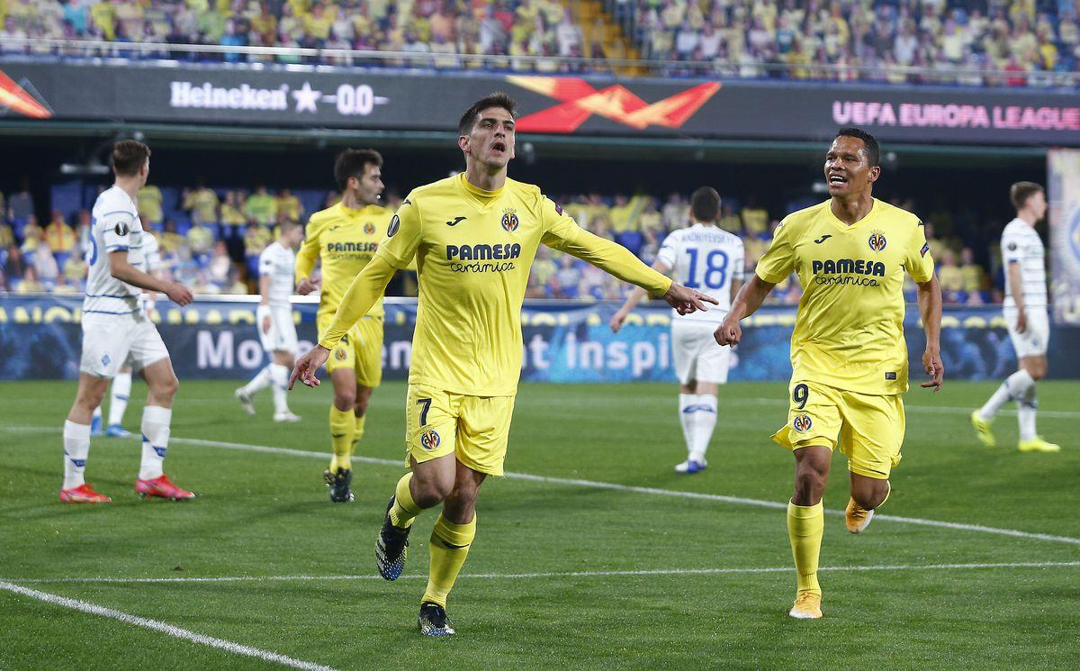 Villarreal v Dynamo Kyiv - UEFA Europa League Round Of 16 Leg Two