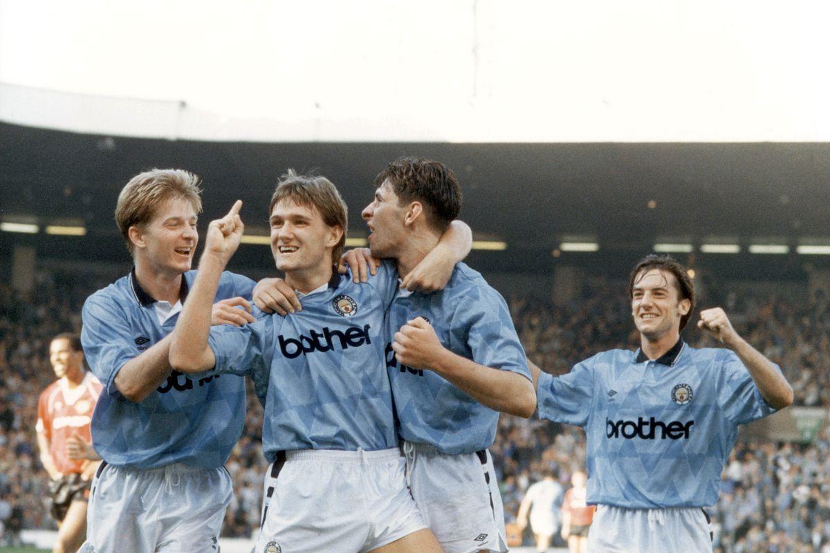 Man City 5 - 1 Man Utd, 1989