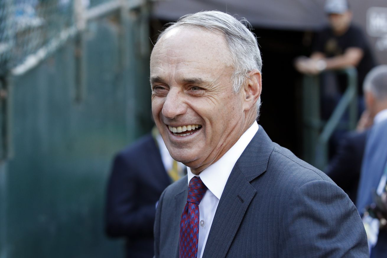 MLB trade rumors and news: Rob Manfred speaks on Astros sign-stealing scandal