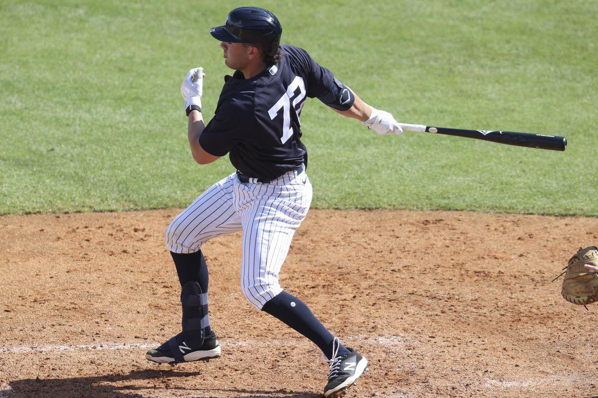 MLB: MAR 01 Spring Training - Tigers at Yankees