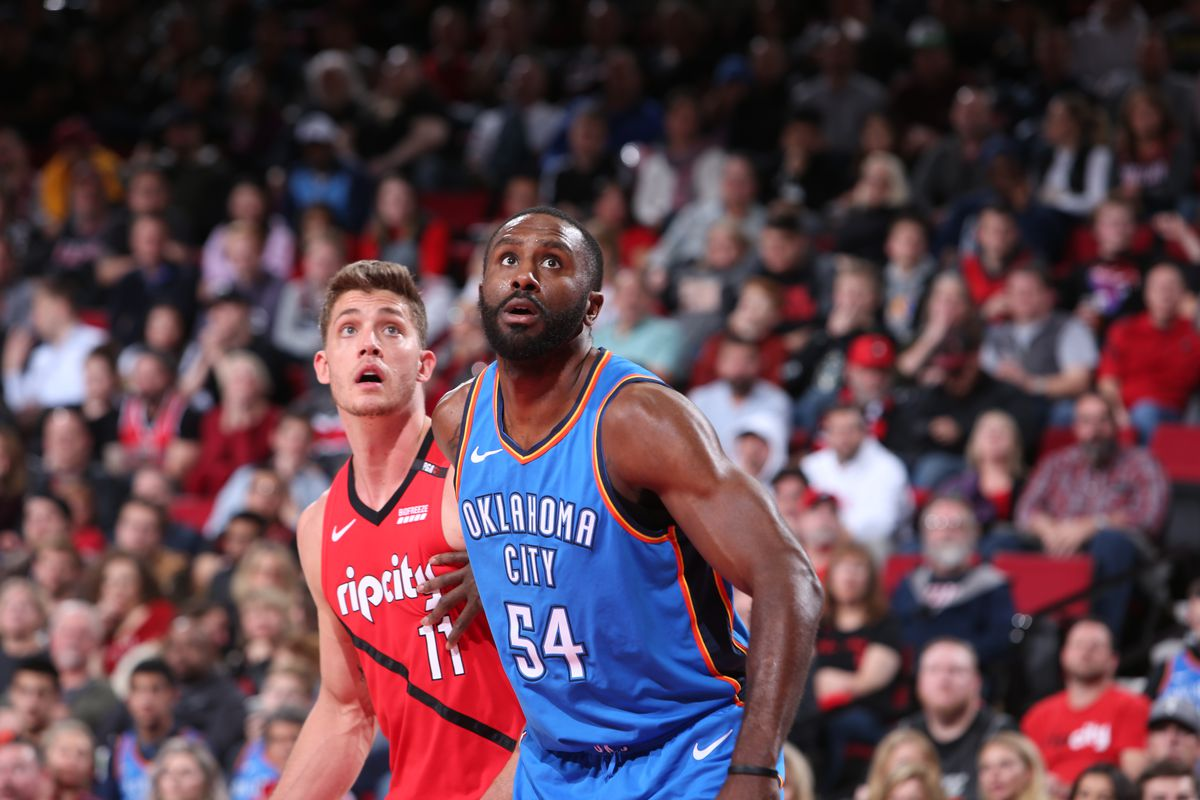 Clippers sign Patrick Patterson to one-year, veteran's minimum deal