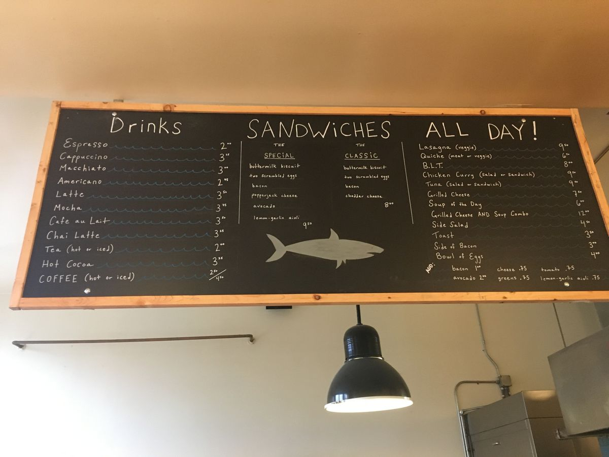 Devil's Teeth Richmond menu