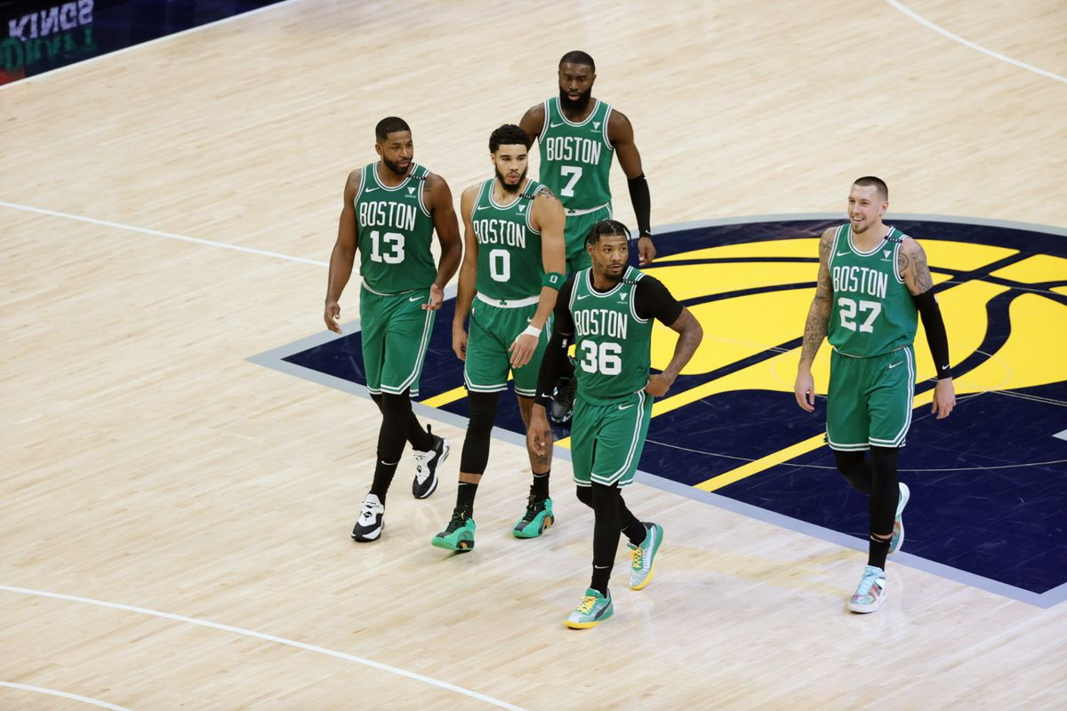 Indiana Pacers vs Boston Celtics