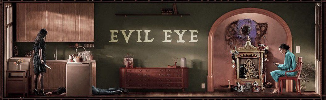 Poster image from Evil Eye