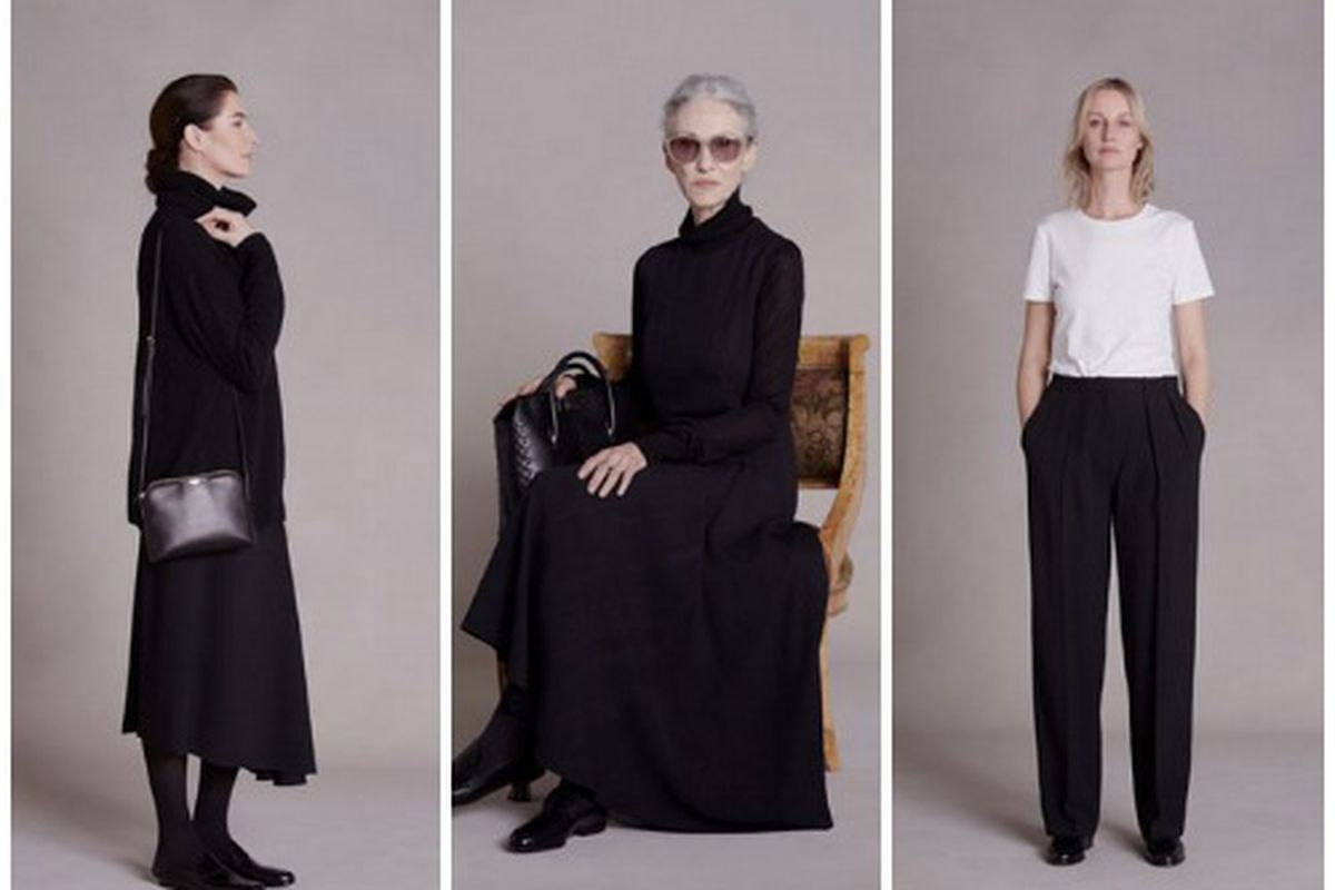 """Photos: <a href=""""http://www.therow.com/collection_prefall_rtw2014#0"""">The Row</a> pre-fall 2014"""