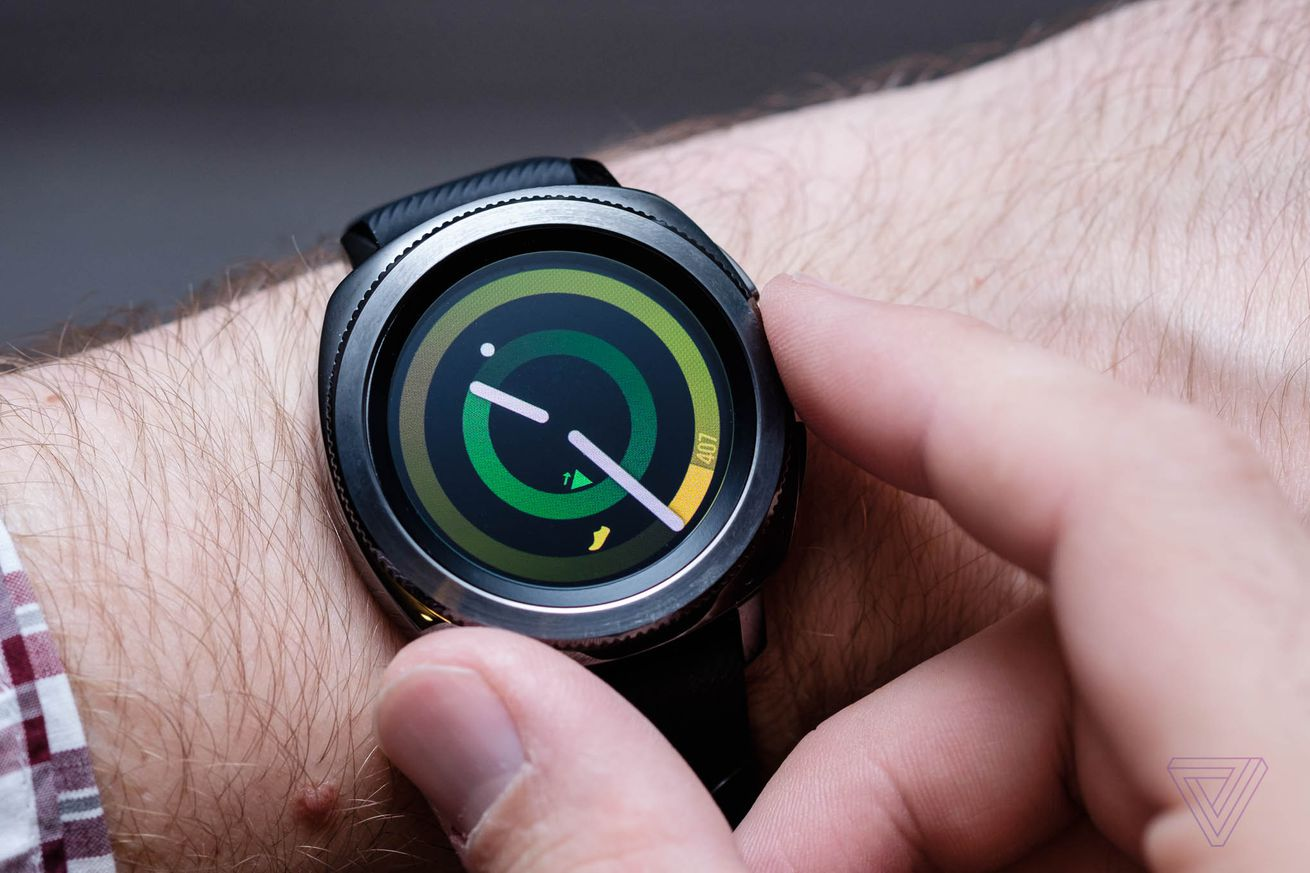 samsung is rumored to be working on a galaxy watch this year