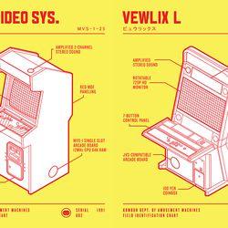 SNK Neo-Geo MVS and Taito Vewlix L