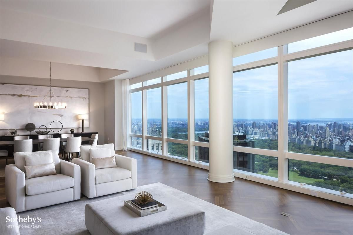 It S Not Like This Is The First Time Warner Center Apartment To Have An Astronomical Price Tag Though A 68th Floor Rental Was Going For 110 000 Month