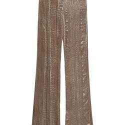 Velvet trousers, $125