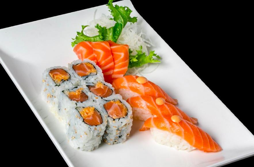 Sushi at Yamato II