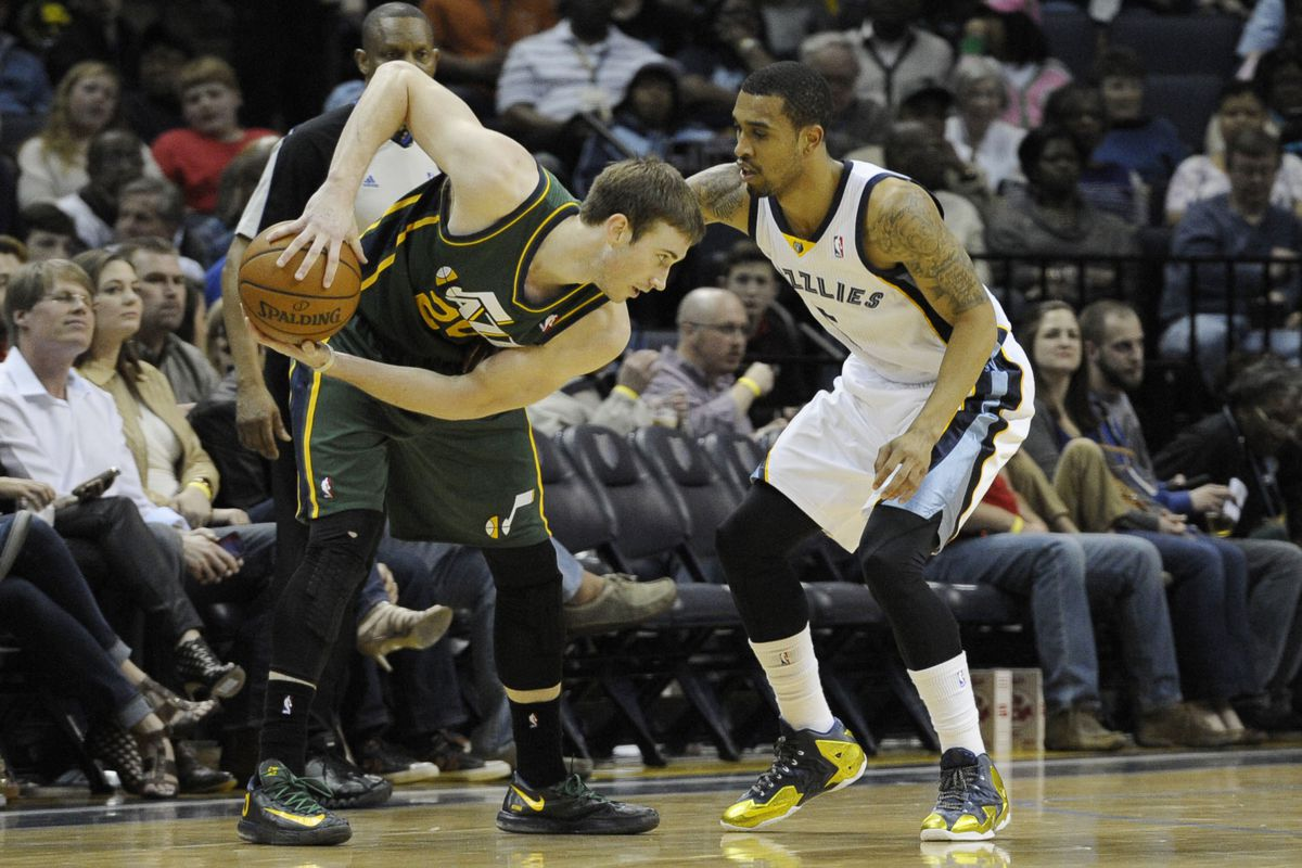 Gordon Hayward and Courtney Lee will play large roles in tonight's contest.