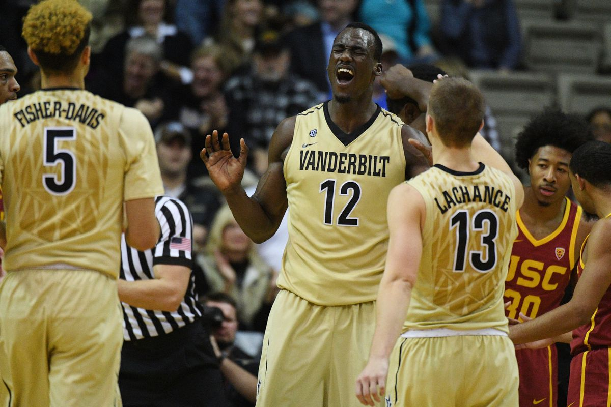check out 8d072 1c497 Game 12: Alcorn State Braves at Vanderbilt Commodores ...