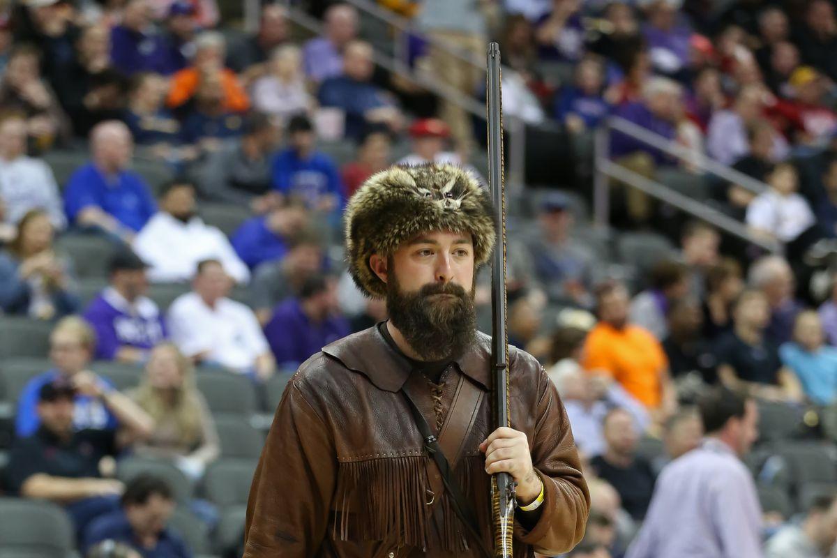 COLLEGE BASKETBALL: MAR 13 Big 12 Conference Championship - West Virginia v Oklahoma
