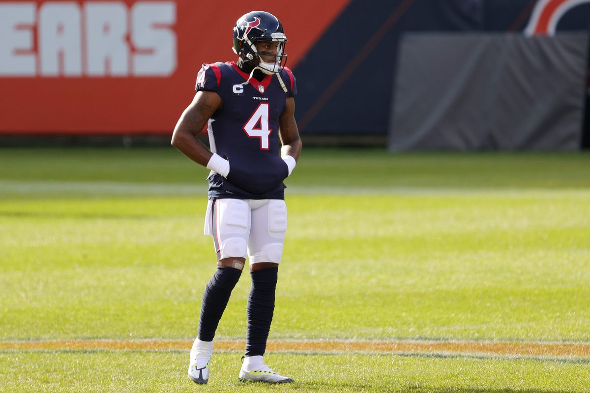 Deshaun Watson is a rarity: A young, elite quarterback who is potentially available in a trade.