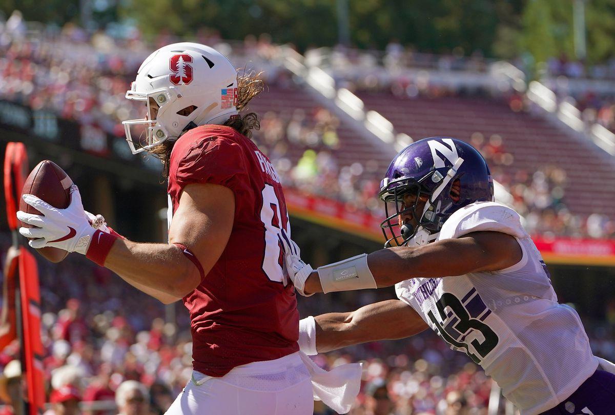 Northwestern v Stanford