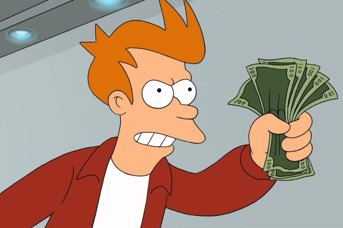 money fry