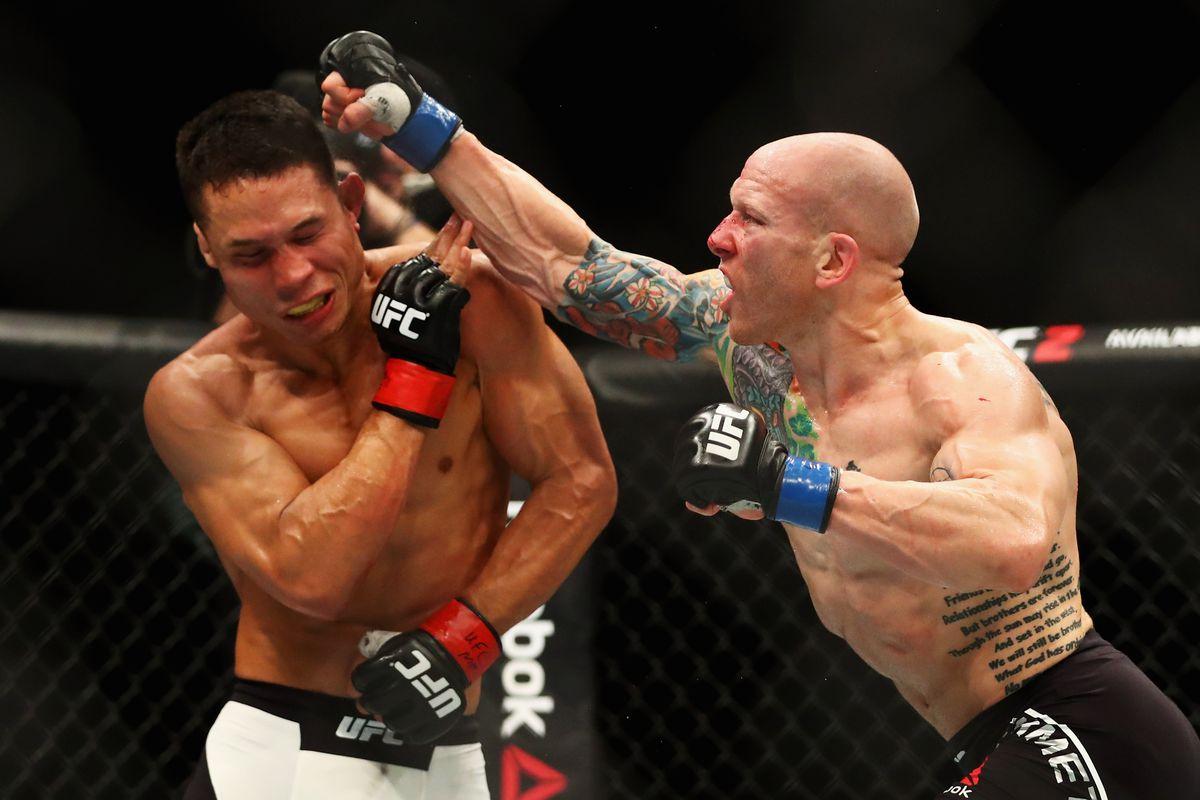 e6f71e73e713a UFC on FOX 28  Josh Emmett vs. Jeremy Stephens Toe-to-Toe Preview - A  complete breakdown