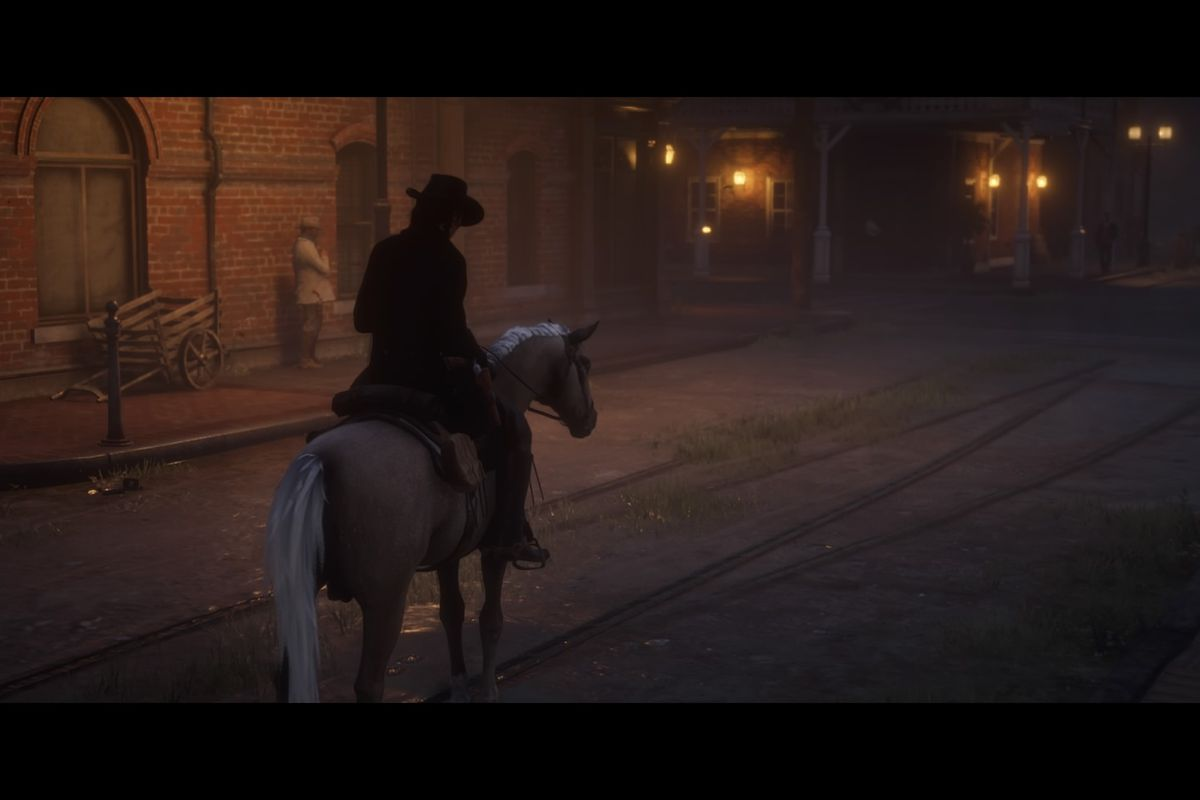 Red Dead Online hands-on: the early hours of Rockstar's