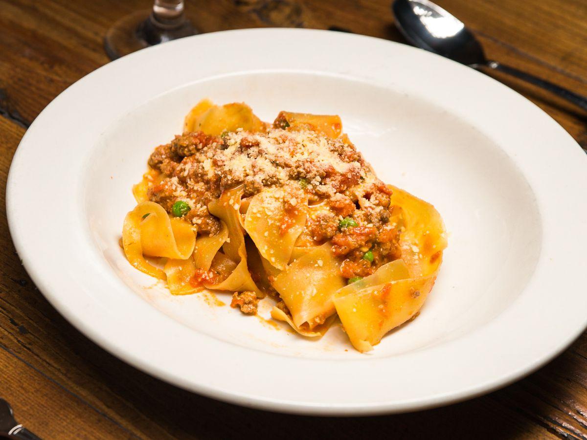 Capellini Al Forno Giada best italian restaurants in las vegas - eater vegas