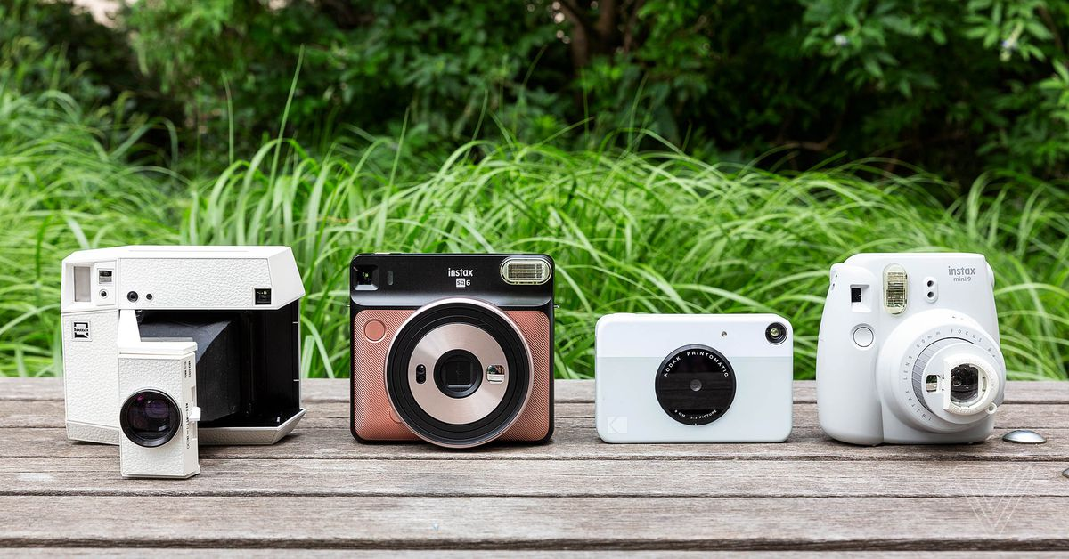 photo image The best instant camera for the beach