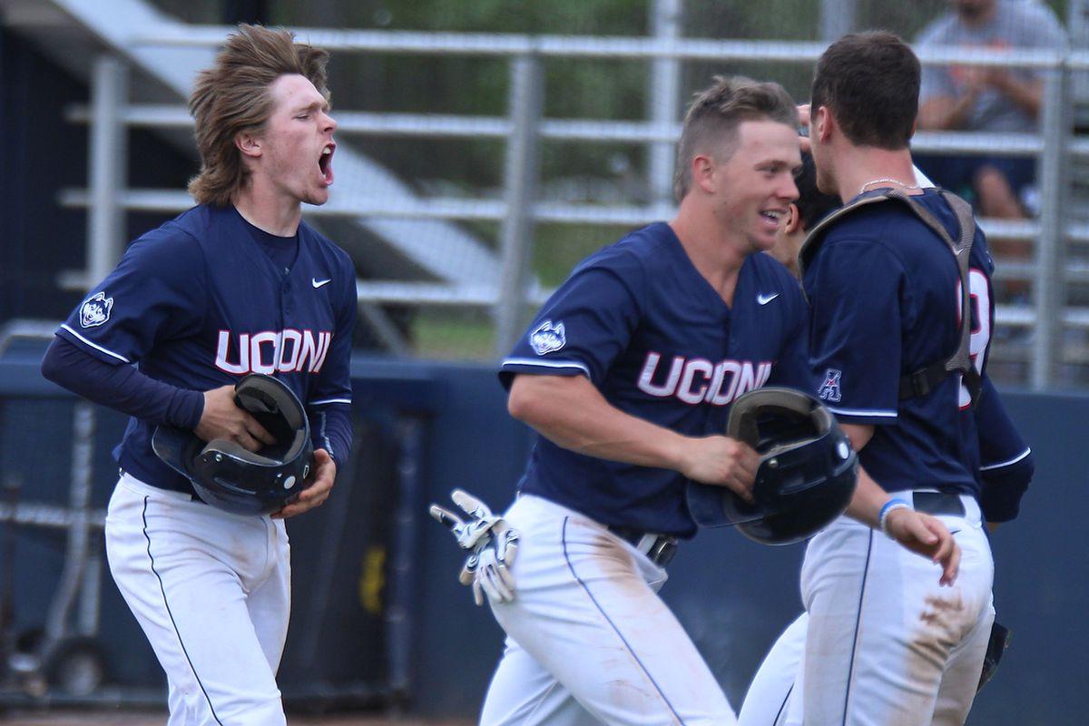 Photos: UCF Knights @ UConn Huskies Baseball - 5/14/16