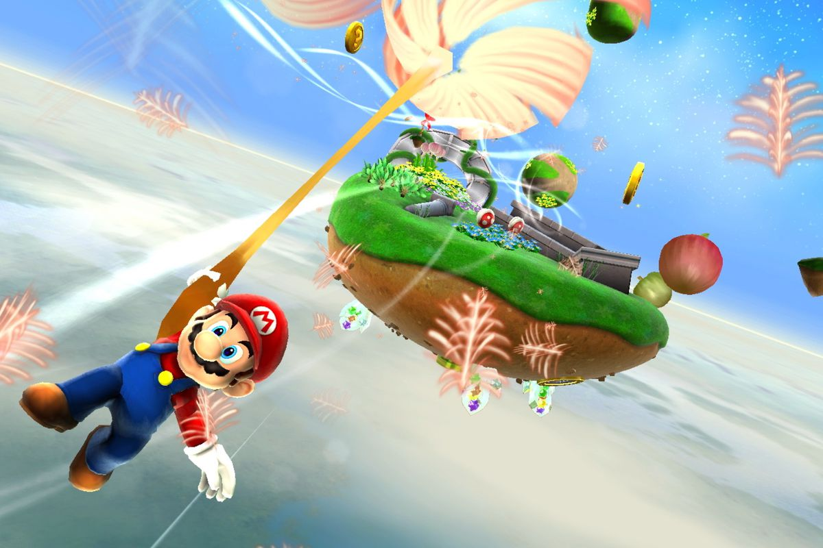Super Mario Galaxy: Every Luigi Star