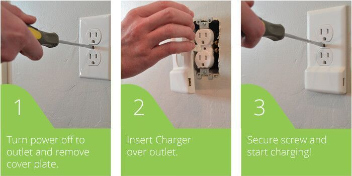 SnapPower charger