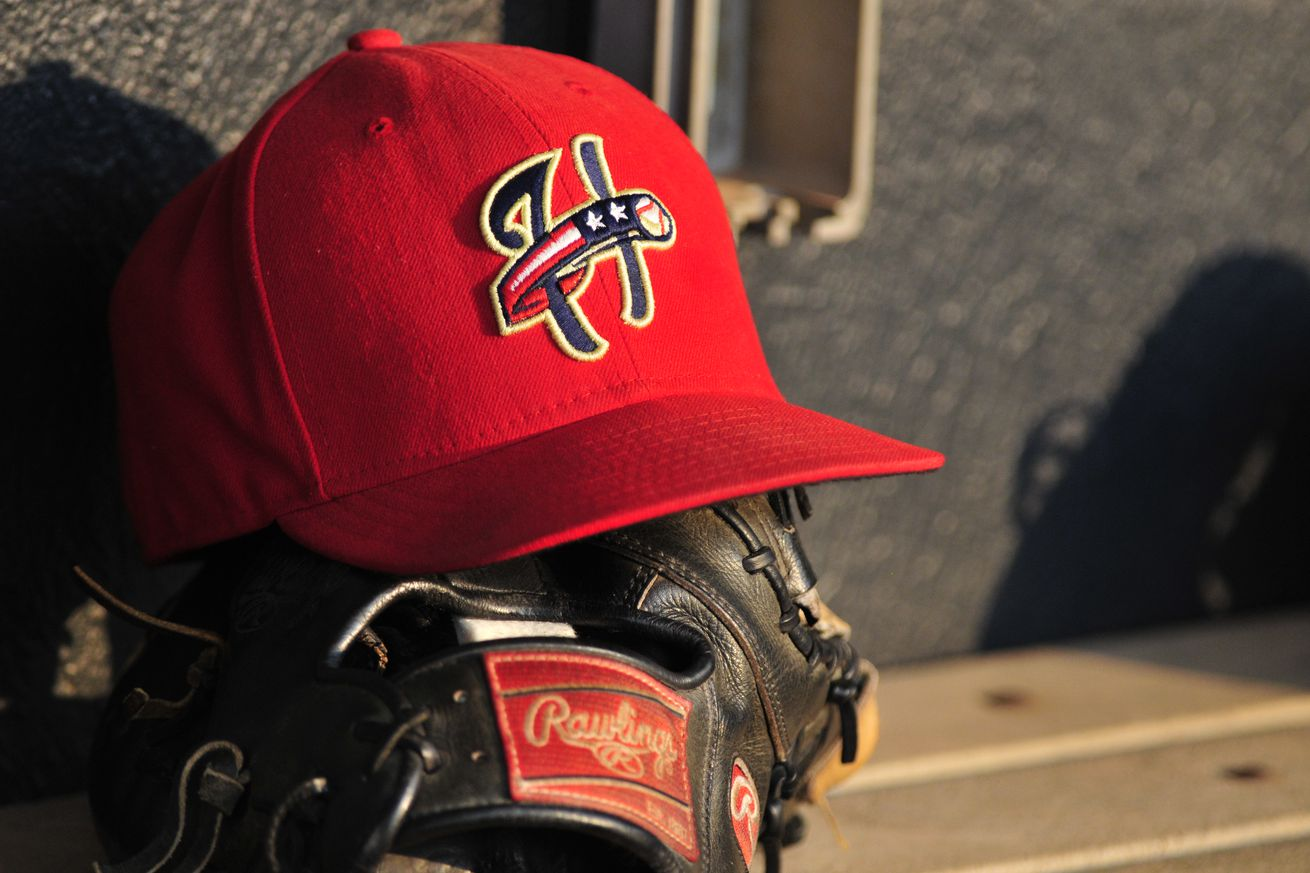 Washington Nationals' minor leaguers finally back in action this week...