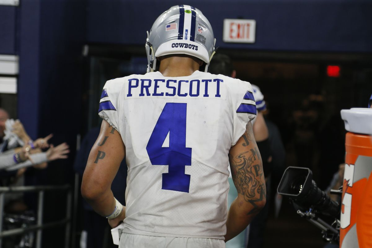 Why the Dallas Cowboys are all-in on quarterback Dak Prescott ... 2c614a023
